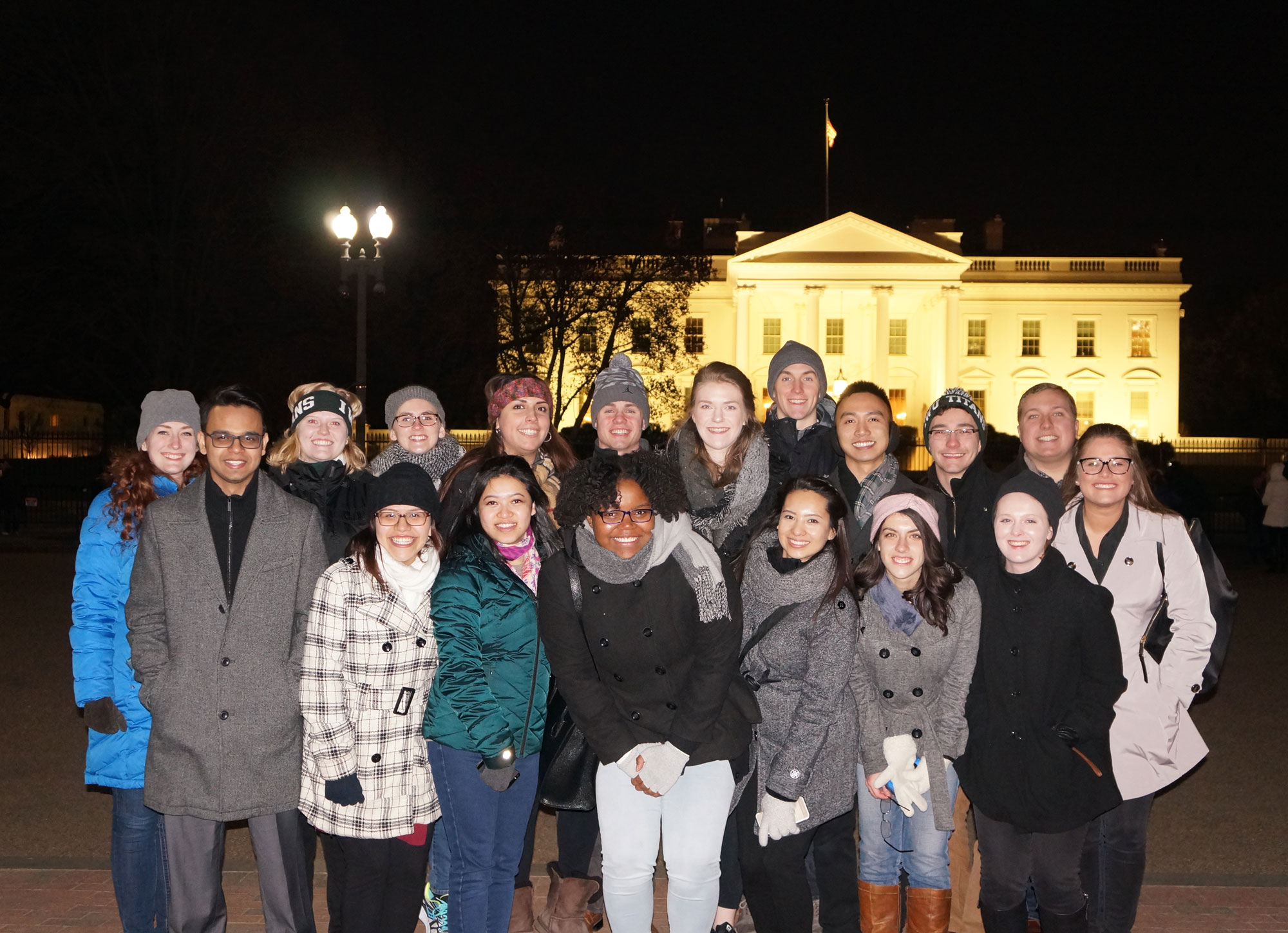 Group at White House