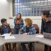 Students to Compete at National Bioethics Bowl Competition
