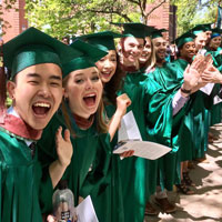 Illinois Wesleyan Celebrates Class of 2017