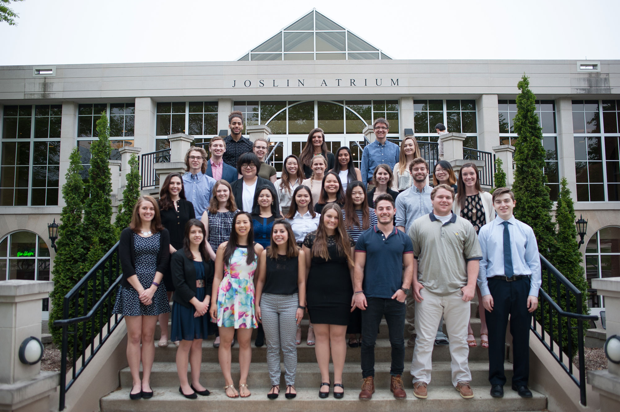 Largest Group of Freeman Asia Interns Set for Work Abroad