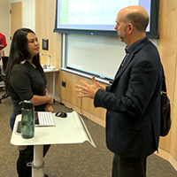 Chang Hopes Research Can Help Refugees Assimilate