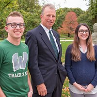 Getz Scholarship Makes College Dreams a Reality