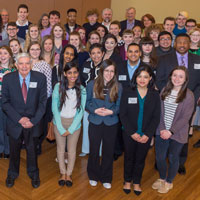 State Farm Scholars Offer Thanks for Scholarships