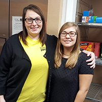 Student Earns $500 Grant for YWCA