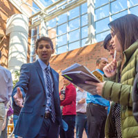 Students Showcase Work at Annual Undergraduate Research Conference