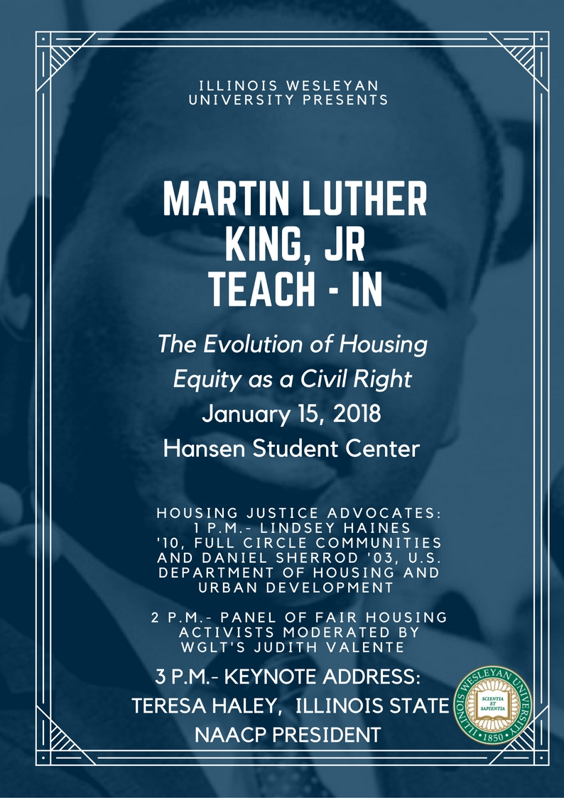 MLK Teach-In