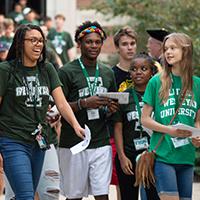 Illinois Wesleyan New-Student Enrollment Up 30 Percent