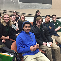 Ethics Bowl Team Qualifies for Nationals