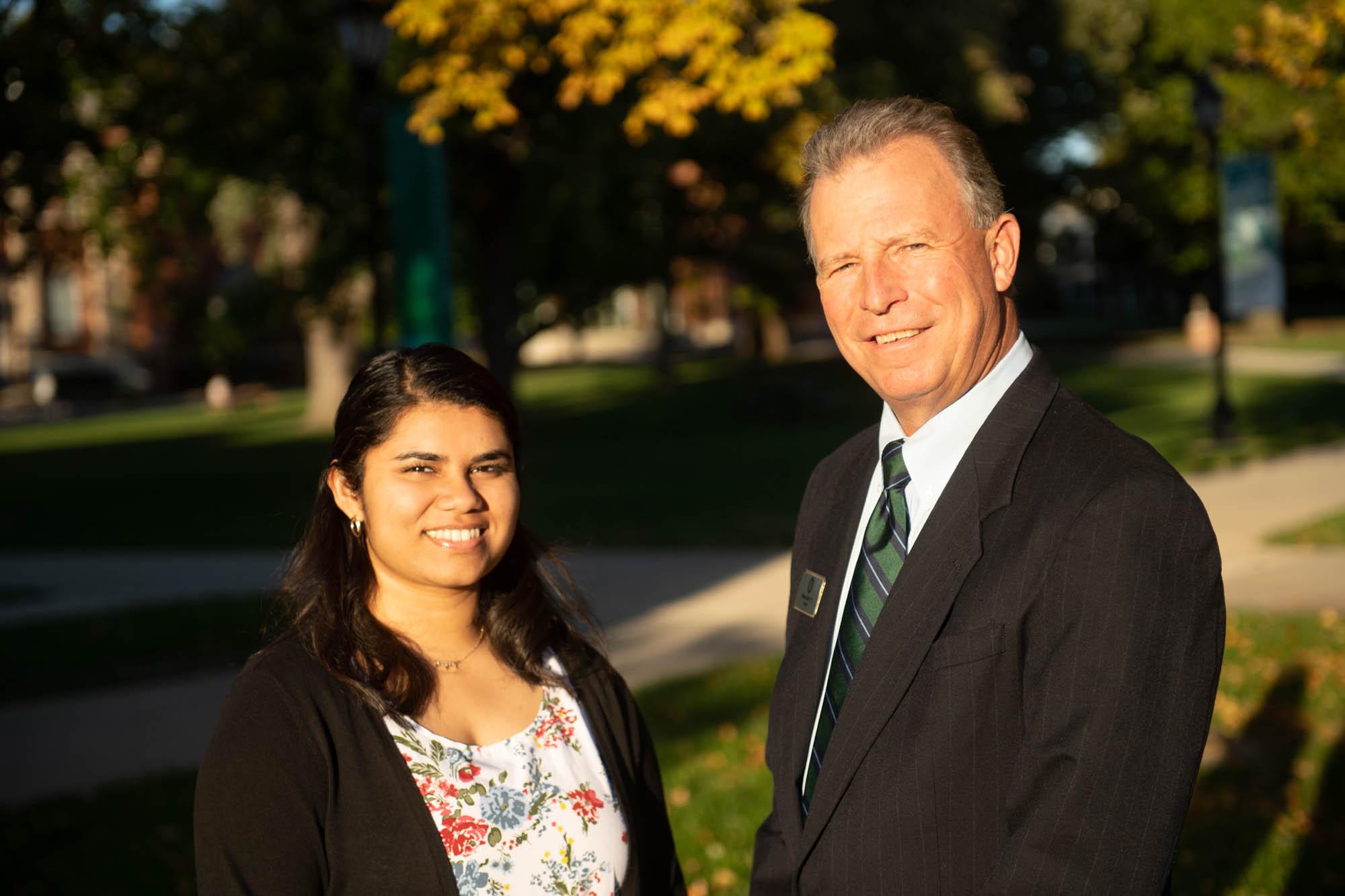 Illinois Wesleyan Awards $20,000 Getz Scholarship ...