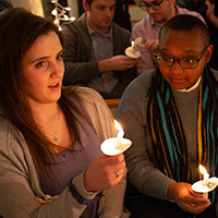 Campus Community Celebrates Holidays
