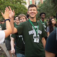 Class of 2022 Welcomed at Convocation