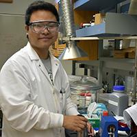 Eckley Scholar Develops Instrument for Studying Space