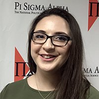 Bouras '18 Presents at National Research Conference
