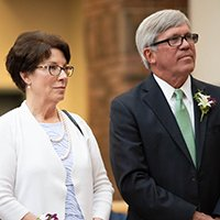 Wilson Atrium Dedicated in Honor of Former IWU President, First Lady