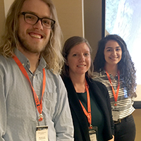 Students Present Inclusive Education Research at Conference