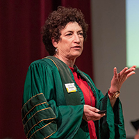 Oreskes Addresses Science in a Changing Climate