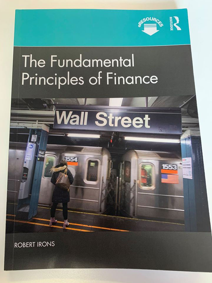 The Fundamental Principles of Finance