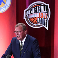 Sikma '77 Inducted into Basketball Hall of Fame