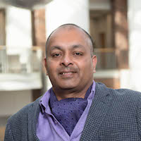 Mohan Receives Second Fulbright Award