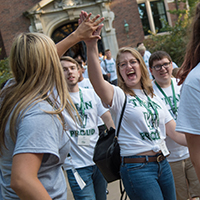 New Students Welcomed at Convocation