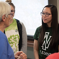 Sierra Student Coalition Talks Climate Change with Retirement Community