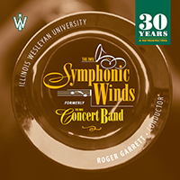 Garrett Releases Symphonic Winds Retrospective CD Set