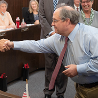 "Teichman Recognized as ""Advocate of the Year"""