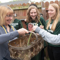 Community Greenhouse Blooms from Partnership