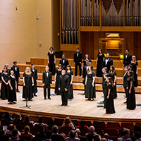 Collegiate Choir Makes Impression at South African Festival