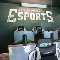 Nationally Recognized Esports Program Expands Into Transformed Facility