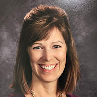 Marcum '89 Named School Nurse of the Year in Illinois