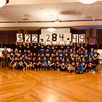 "TitanThon Raises Over $22,000 ""For the Kids"""