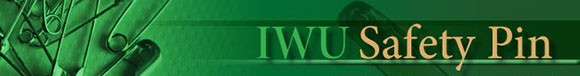 A safety newsletter for the Illinois Wesleyan campus community