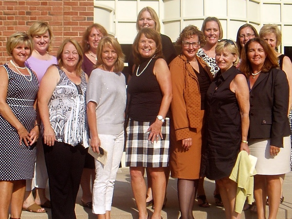 faculty at 2014 induction