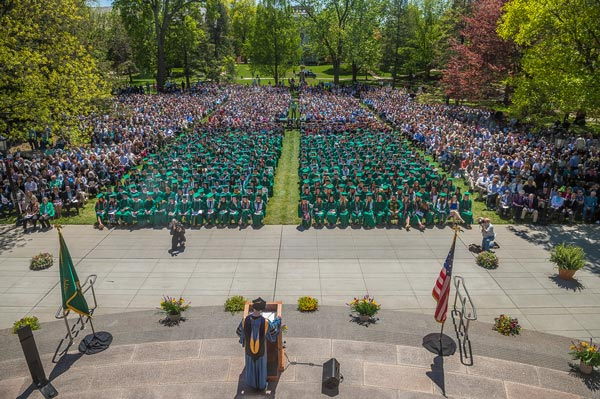 Commencement Overview