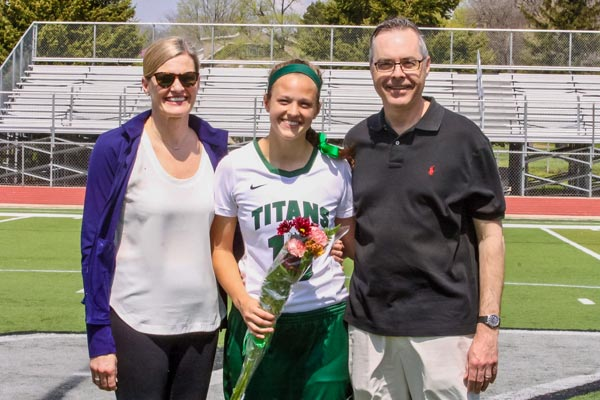 Women's Lacrosse Senior Day