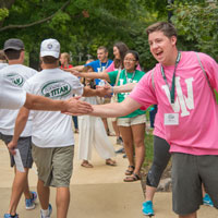August in Photos at Illinois Wesleyan