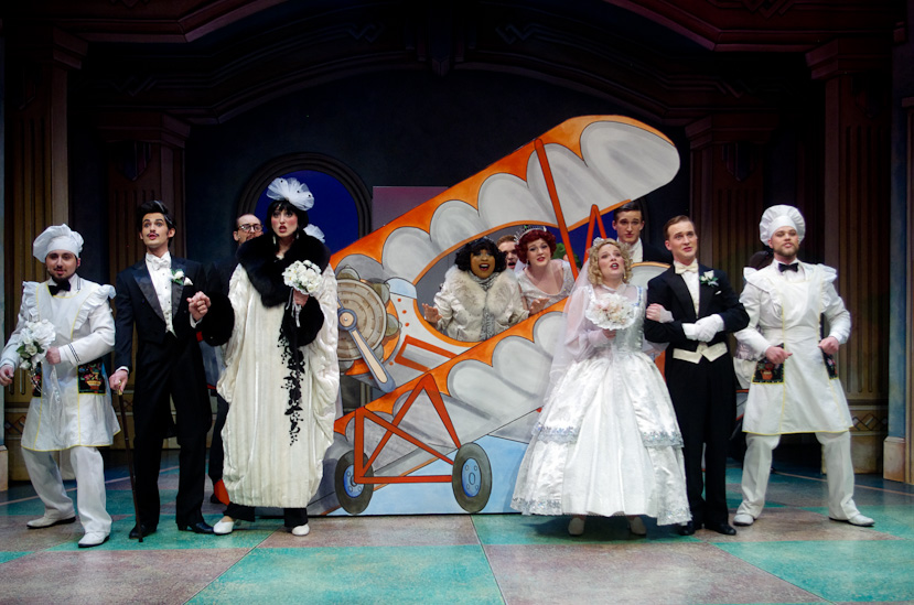 The Drowsy Chaperone, Spring 2014