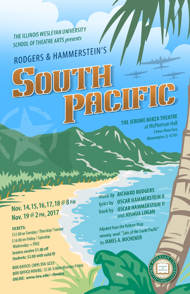 Illinois Wesleyan South Pacific - Tales of the south pacific