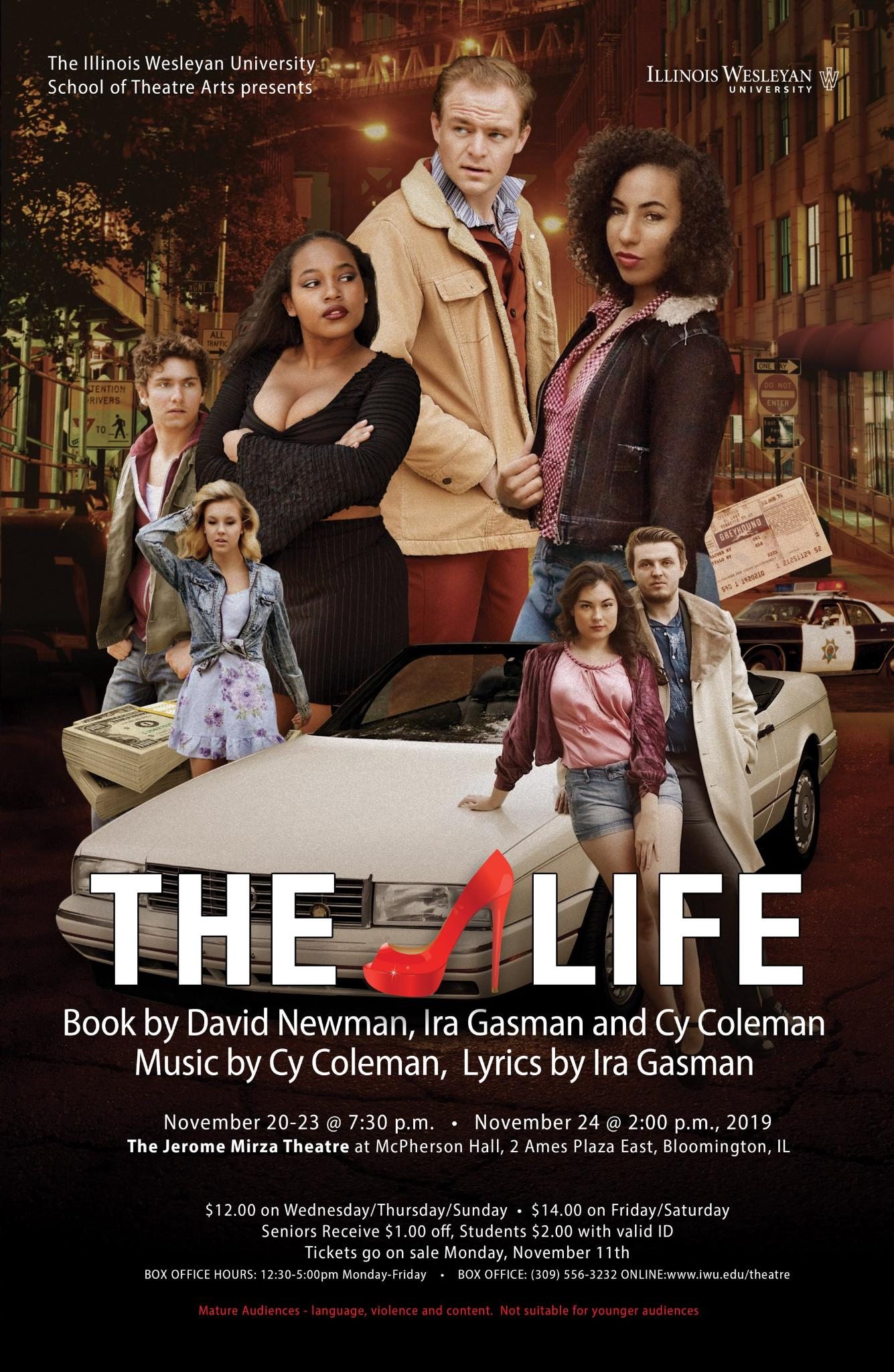 The Life Poster