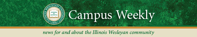 News for and about the Illinois Wesleyan community
