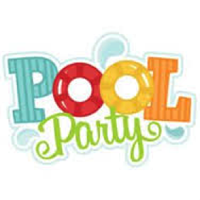 Description: Image result for free pool party clip art