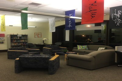 Couches in the Writing Center